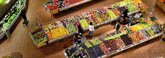 Supermarket OTC Security Cameras